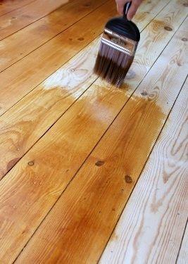 wykończenie - podłogi drewniane
