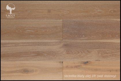 Łąccy Kołczygłowy Dąb szczotka bialy olej UV (wał stalowy) - Multifloor Gdańsk, Trójmiasto, Pomorskie