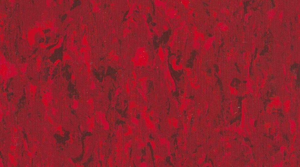 Wykładziny obiektowe PCV Gerflor Mipolam Cosmo 2355 REAL RED - Multifloor Gdańsk, Trójmiasto, Pomorskie